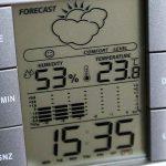 Feuchtigkeitsmesser / Hygrometer